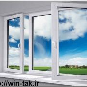 پنجره دو جداره وین تک