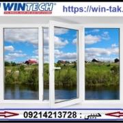 نمایندگی پنجره وین تک در جویبار