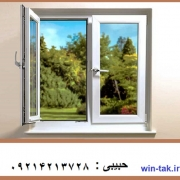 پنجره دوجداره upvc وین تک محمودآباد