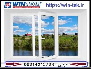 قیمت پنجره وین تک ایزدشهر