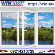 قیمت پنجره وین تک نوشهر