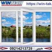 پنجره وین تک متری چند سی سنگان
