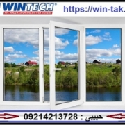 پنجره وین تک متری چند کلارآباد