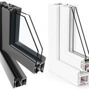 درب و پنجره آلومینیوم با upvc