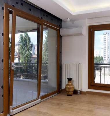 درب و پنجره دوجداره فولکس واگنی